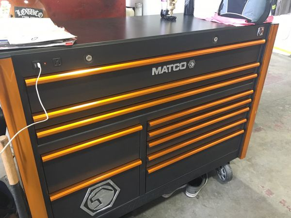 Matco 6s Tool Box For Sale In Downey Ca Offerup