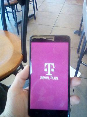 T-Mobile revvl plus 32g for Sale in Las Vegas, NV - OfferUp