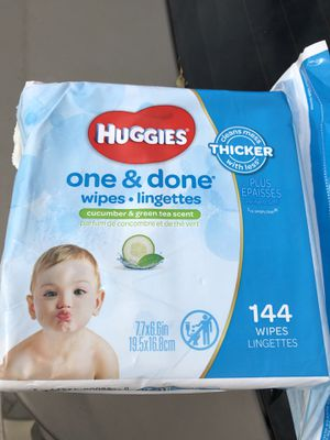 Baby Diapers & Wipes for Sale in San Antonio, TX