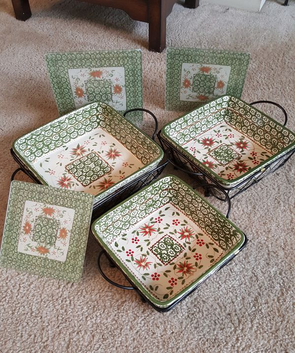 Temptations Old World Bakeware For Sale In Palatine Il Offerup