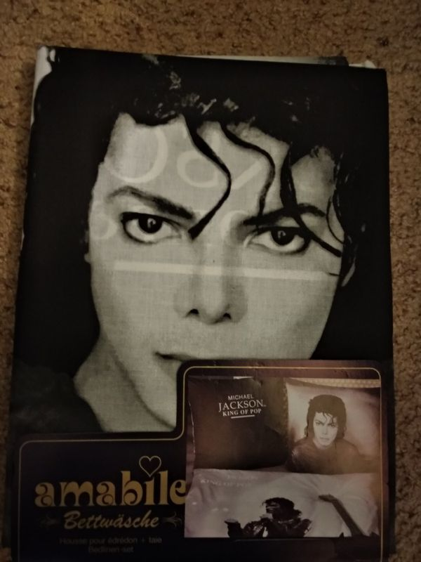 Michael Jackson Bedding Set For Sale In San Diego Ca Offerup