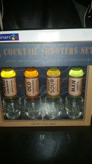 Cocktail shooters set for Sale in Scottsdale, AZ