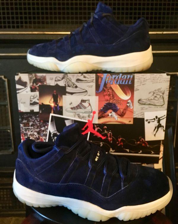 402c836f1f6 Nike Air Jordan XI 11 Retro Low Jeter Sz. 11.5 for Sale in Virginia Beach