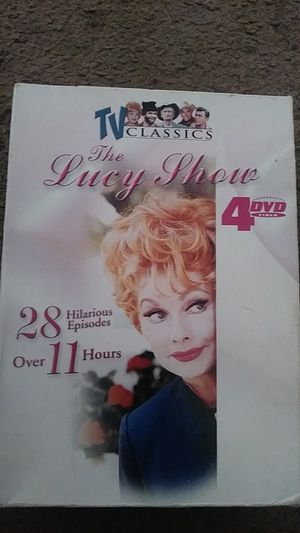 I love lucy movie collection for Sale in Lake Mary, FL