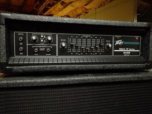 Classic Bass Amp Peavey Mark III 150 watts for Sale in Myersville, MD