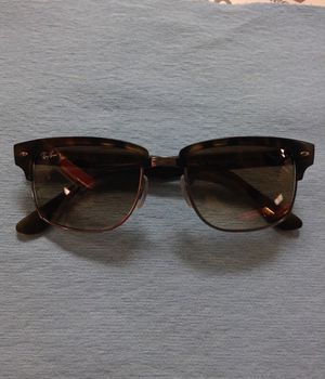 2264848e7ae95 Ray-Ban RB4190 Square Havana Clubmaster Women s Sunglasses for Sale in  Peoria