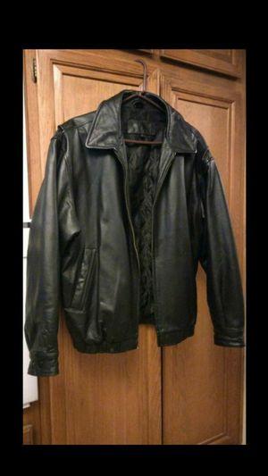 Photo St. Johns Bay Leather Jacket