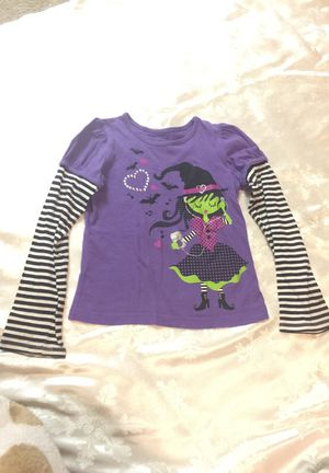 Long sleeve. Clothes for kids (girls). Halloween. Size 4/5 y.o. toddlers. Only $1 for Sale in Alexandria, VA