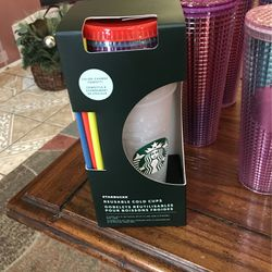 Starbucks Reusable Cold Cups  Thumbnail