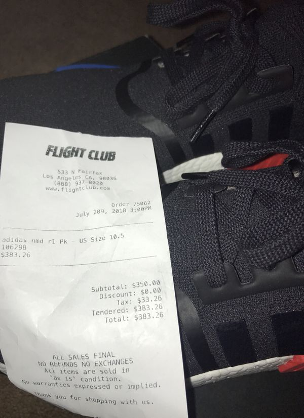 check out 4f9c5 98b11 adidas NMD's brand new never worn from flight club In LA or HMU with trades  for Sale in Burleson, TX - OfferUp