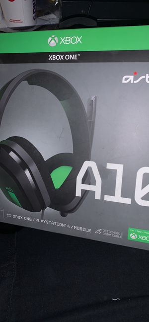 Photo Top of line gaming headset