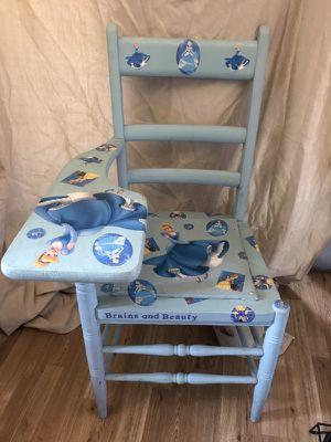Girls Blue Cinderella School Desk for Sale in Pittsburgh, PA