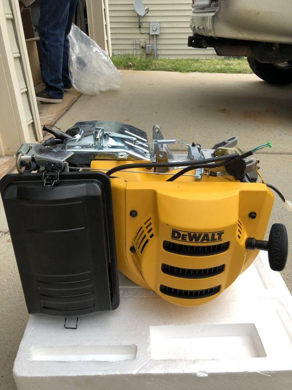 Dewalt engine for generators 389cc for Sale in Pineville, NC - OfferUp