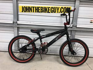 Photo Boys 18 inch razor BMX style bike freewheel