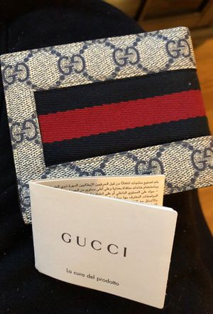 9e7a61b48db New and Used Gucci wallet for Sale in Manchester