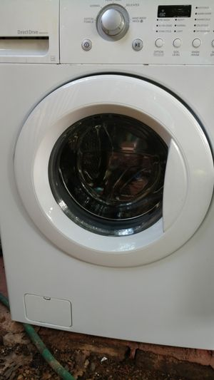 LG washer and GE gas dryer for Sale in Burke, VA
