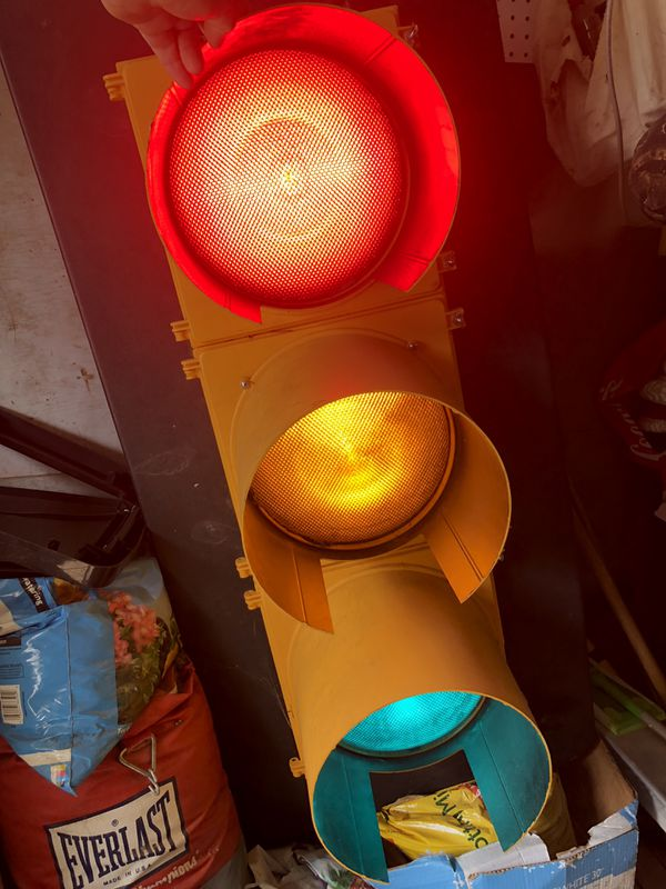 Traffic Light For Sale >> Huge Street Light Stop Light Traffic Light For Sale In San Antonio Tx Offerup