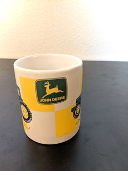 John Deere Coffee Mug Tractor Farmer Thumbnail