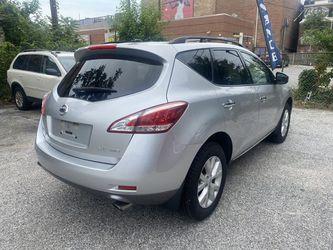 2011 Nissan Murano Thumbnail