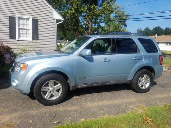 Ford Escape Hybrid For Sale >> 2008 Ford Escape Hybrid For Sale In Suffield Ct Offerup