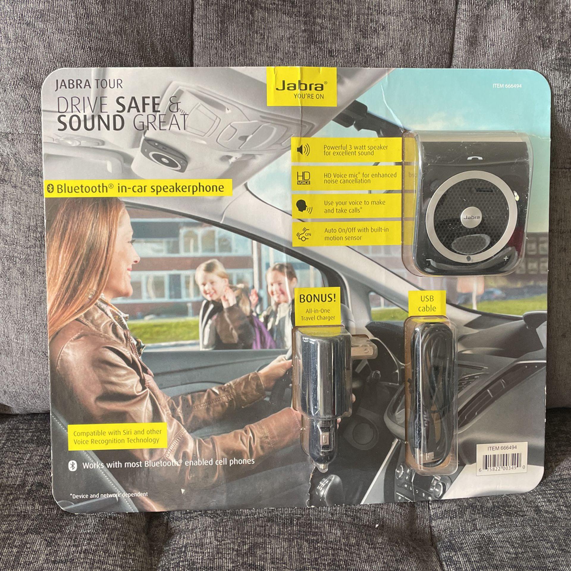 Jabra Bluetooth In-car Speakerphone