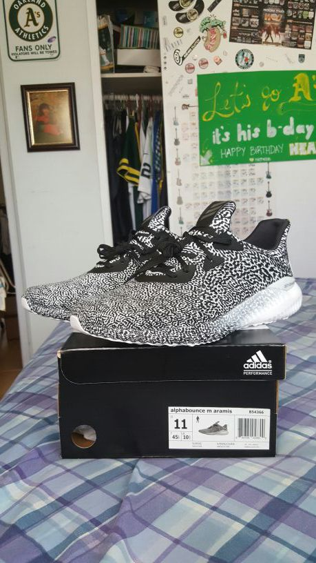 best authentic 4cd05 85246 Adidas AlphaBounce
