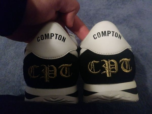 lowest price b02ef 3bc26 Nike Cortez Compton Edition for Sale in Spring Valley, CA - OfferUp