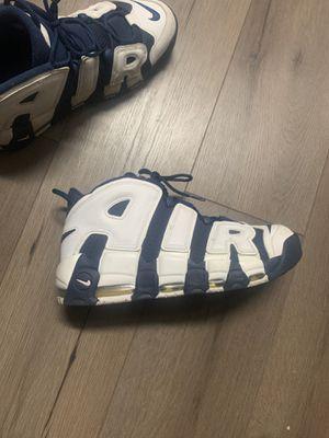 Photo Nike air uptempo (Scottie Pippen)
