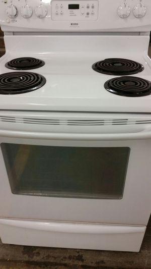 Electric stove like new for Sale in Alexandria, VA