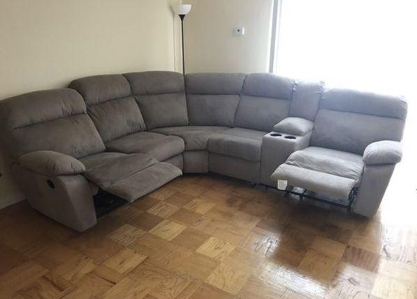 Ashley Furniture Recliner Set