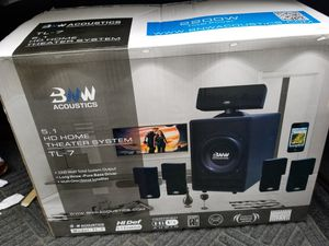 BNW Acoustics TL-7 Home Theater System for Sale in Hyattsville, MD