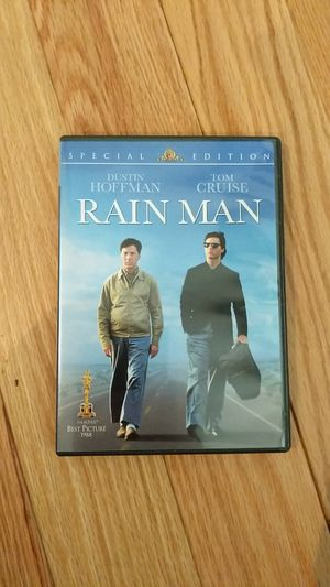 Rain Man DVD for Sale in Silver Spring, MD