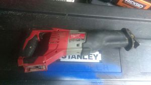 Milwaukee saw saw only tools no charger no battery for Sale in Annandale, VA
