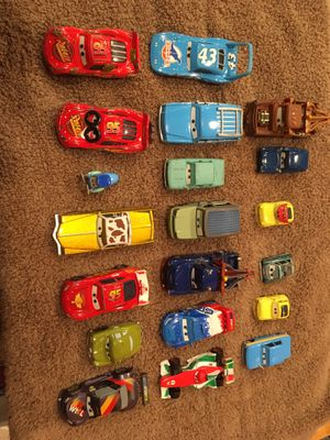 Photo Disney cars lot of 20