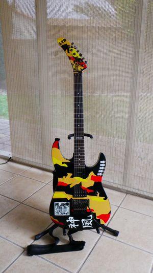 ESP/LTD George Lynch Kamikaze Signature Guitar for Sale in Glendale, AZ -  OfferUp
