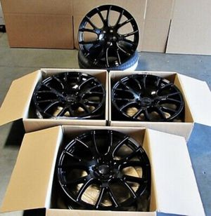 Photo Hellcat wheels
