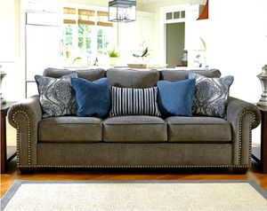 NEW Navasota Queen Sofa Sleeper! Need to sale ASAP! for Sale in Washington, DC