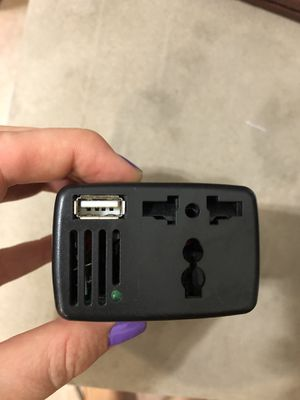 Inverter car travel camping for Sale in Los Angeles, CA