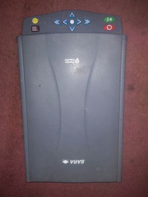 The SARA scanner & reader.computer for low vision & blind for Sale in Las Vegas, NV