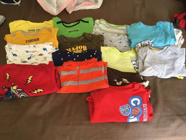5954d318f 3 6 months baby boy clothes and shoes for Sale in Hemet