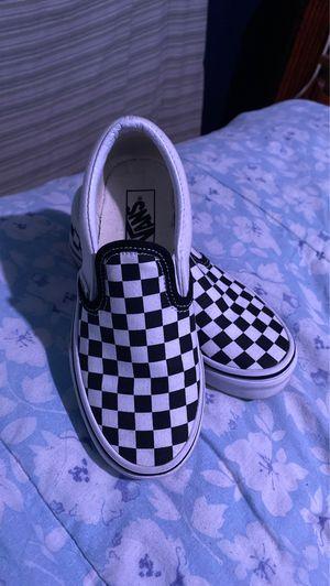 Photo Checker vans