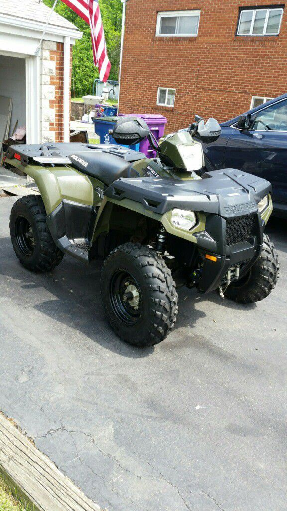 2012 polaris sportsman 500 for Sale in Pittsburgh, PA - OfferUp