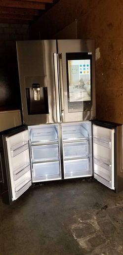 Refrigerador Samsung smart hub Thumbnail