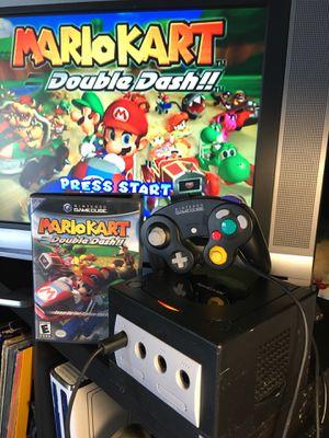 🏁 Nintendo GameCube w/ Mario Kart Double Dash 🏁 for Sale in Grand Prairie, TX