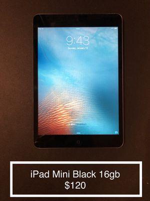 iPad Mini Black 16gb $120 for Sale in Centreville, VA