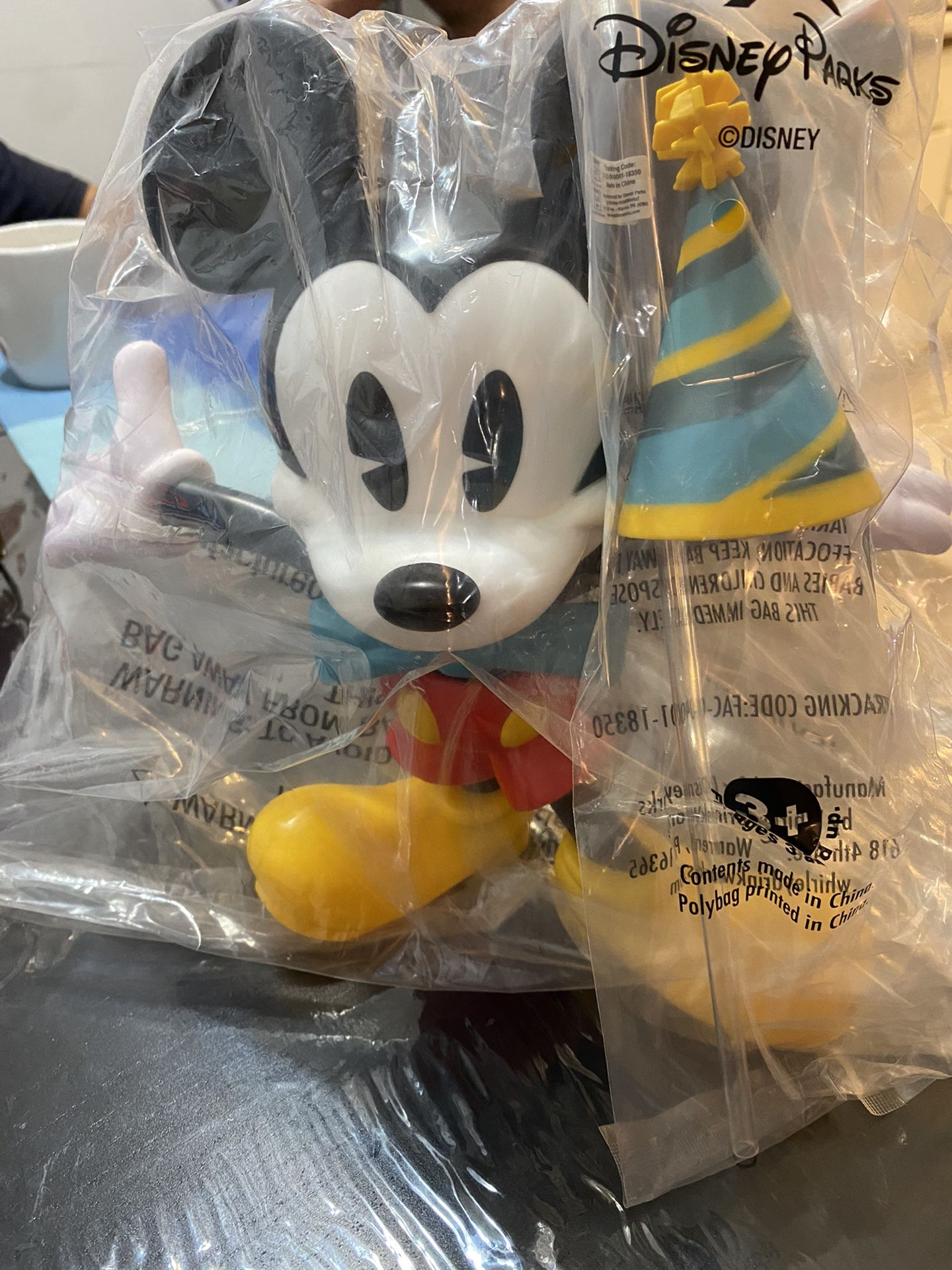 Mickey mouse 90th anniversary sipper