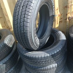 235/70/16 Set Of Good Used Continental Tires  Thumbnail