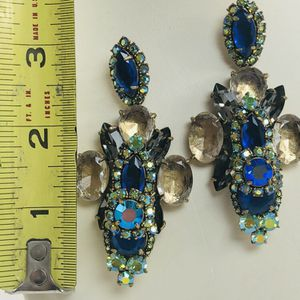 Earring J Crew statement chandelier earring gorgeous for Sale in North Bethesda, MD