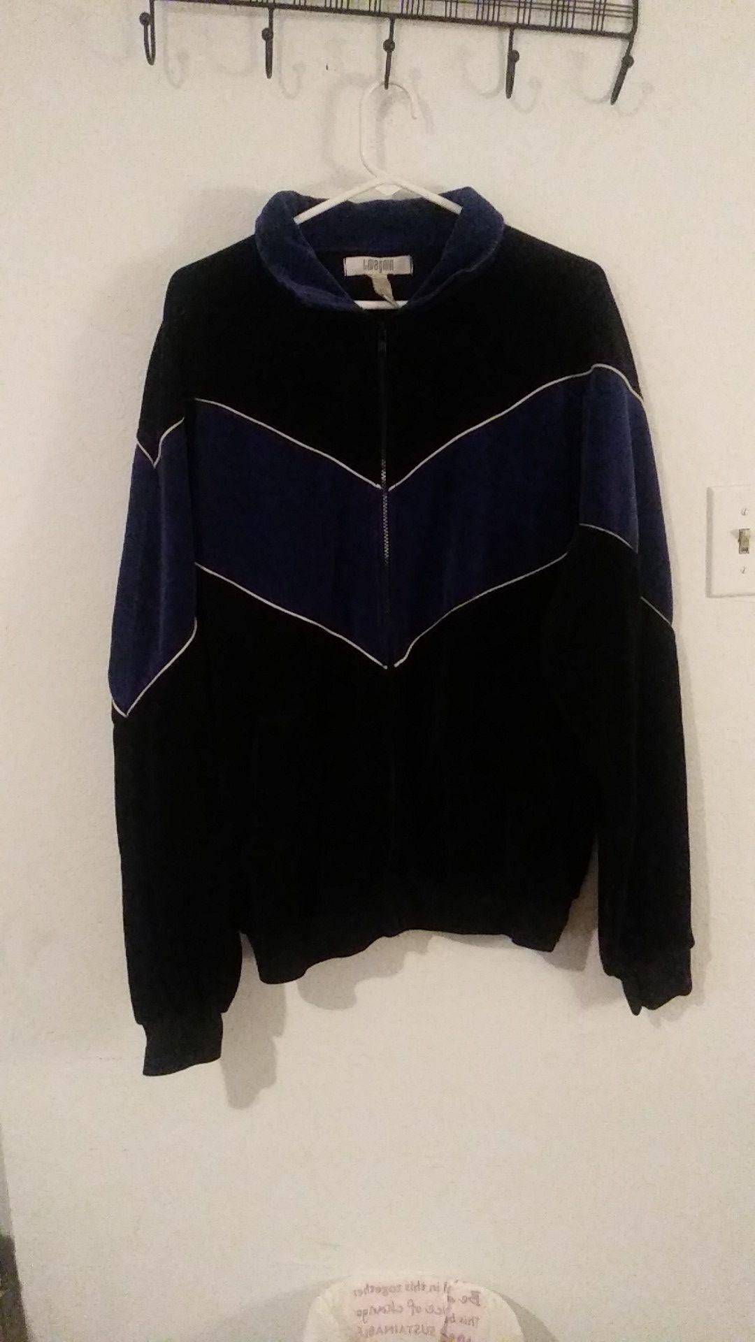 Nice jacket size large