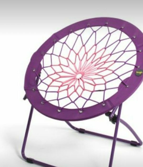 New Bungee Chair Purple For Sale In Springdale Ar Offerup